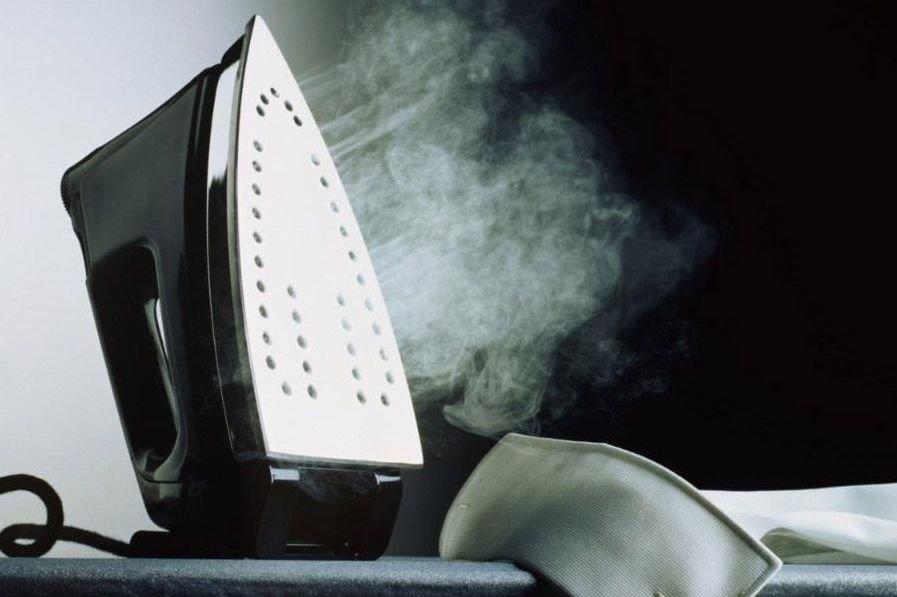 Tips para limpiar plancha a vapor