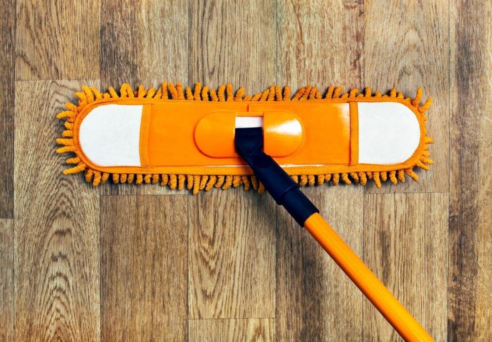 Tips para limpiar suelo laminado